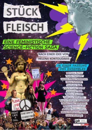 STÜCK FLEISCH - Eine feministische Science-Fiction Saga